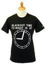 Blackout REALM & EMPIRE Retro Mod Graphic T-Shirt