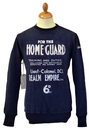 REALM & EMPIRE HOME GUARD SWEATER RETRO VINTAGE