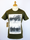 REALM & EMPIRE RETRO WORLD WAR II BOXER T-SHIRT