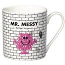 Mr Messy MR MEN & LITTLE MISS Retro Mug in White