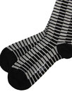 + RICHARD JAMES Piano Key Made in England Socks