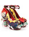 rootinest tootinest cowgirl irregular choice shoes