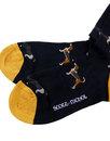 + Lowesby SCOTT-NICHOL Made In England Socks