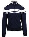 sergio tacchini damarindo funnel neck track top na