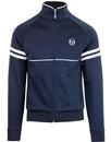 sergio tacchini Orion funnel neck tipped track top