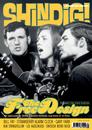 SHINDIG MAGAZINE FREE DESIGN 60s MOD MUSIC
