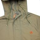 SKA & SOUL Retro Mod Tonic Fishtail Parka Jacket