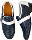 The Steve Ellis DELICIOUS JUNCTION Mod Weave Shoes