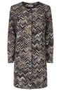 Drays Coat TRAFFIC PEOPLE Retro 60s Woven Coat