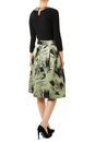 TRAFFIC PEOPLE Retro 70s Vintage Prom Skirt