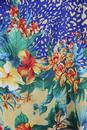Aloha Aina TRAFFIC PEOPLE Retro Floral Smock Dress