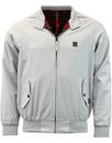 trojan records Harrington jacket silver