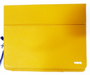 TukTuk Retro Indie iPad 2/3 Yellow Leather Cover