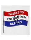 Ultra Flag WEEKEND OFFENDER Football Casuals Tee