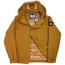 Brook WEEKEND OFFENDER Retro Quilted Hooded Jacket