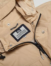 Kamikaze WEEKEND OFFENDER Mod Terraces Parka Stone