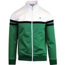 weekend offender contrast panel track top moore green white