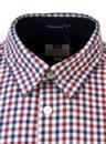 Roscoe WEEKEND OFFENDER Mod Gingham Check Shirt