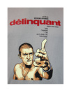 Delinquant WEEKEND OFFENDER La Haine Casuals Tee
