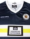 Weekend FC WEEKEND OFFENDER Retro Football Top