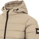 Frazier WEEKEND OFFENDER Mens Retro Puffa Jacket S