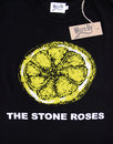 Lemon WORN BY Stone Roses Retro Indie T-Shirt