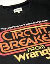 Circuit Breaker WRANGLER Men's Retro 70's Sweater