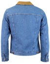Hawkins WRANGLER Retro Sherpa Denim Jacket