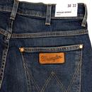 Slider WRANGLER Slider Regular Taper Jeans INDIGO