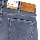 Strangler WRANGLER Retro Stretch Skinny Jeans (X)