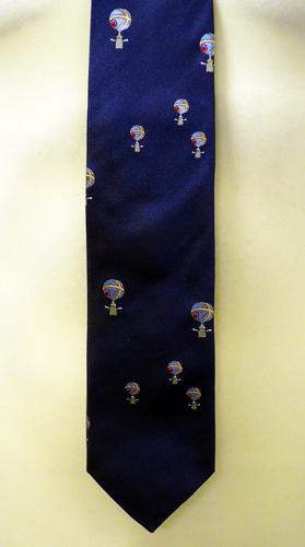 Schnabel 1 LIKE NO OTHER Retro Balloon Pattern Tie