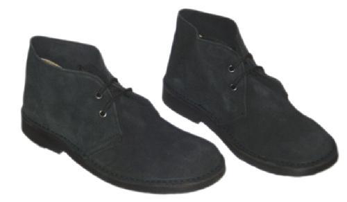 'Goldhawk' - Sixties Mod Desert Boots
