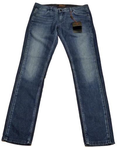 'Siouxsie' - Super Skinny Jeans by BEN SHERMAN (M)