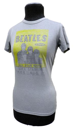 'Beatles Poster' - Sixties Tee by BEN SHERMAN (G)