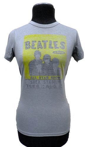 'Beatles Poster' - Sixties Tee by BEN SHERMAN (G)