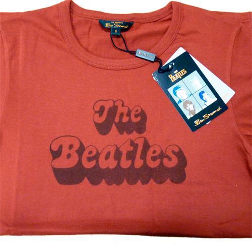 'The Beatles' - Retro Sixties Tee by BEN SHERMAN