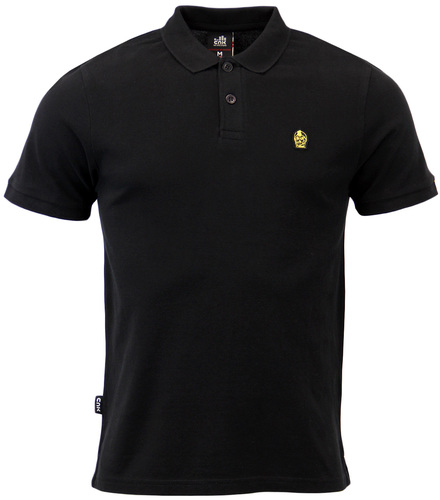 CHUNK Star Wars C-3PO Crest Retro Indie Pique Polo