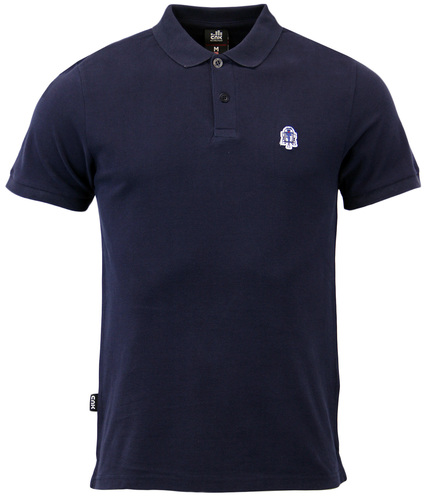 CHUNK Star Wars R2-D2 Crest Retro Indie Pique Polo