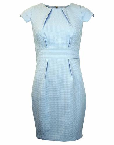 Esmay DARLING Retro 60's Structured Dress DB