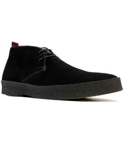 Bullitt DELICIOUS JUNCTION Suede Playboy Boots B