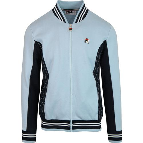 3be9a896e46e Fila men s settanta baseball track jacket cashmere blue
