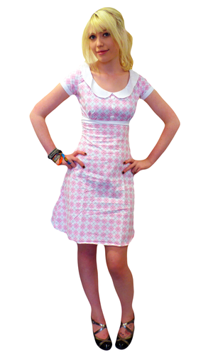 'Hello Dolly Dress' - Mod Dress by HEARTBREAKER P