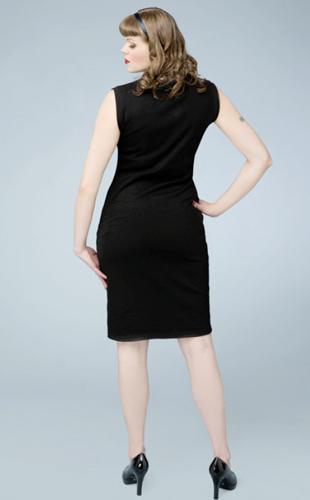 'Mod Dress' - Retro Sixties Dress by HEARTBREAKER