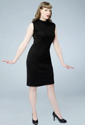 'Mod Dress' - Retro Sixties Dress by HEARTBREAKER
