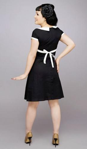 'Molly Dolly Dress' - Mod Dress by HEARTBREAKER