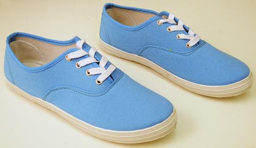 'Sandie' -Retro Fifties/Sixties Indie Trainers (B)