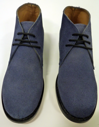 'Jessop' - Womens Mod Desert Boots by LACEYS (B)