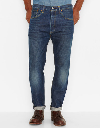 Levi's 501 CT the original levi's jeans in blue