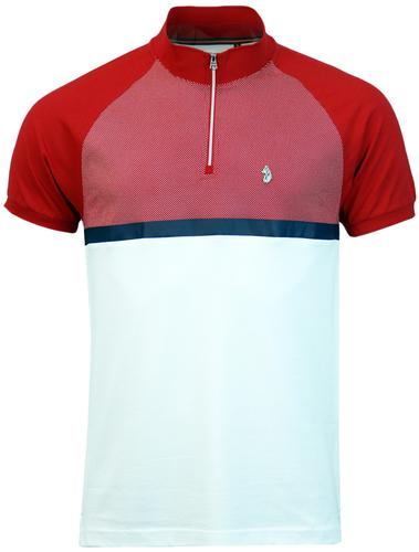 Classick LUKE 1977 Retro 60s Pin Dot Cycling Top