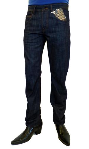 Tailgate Slim LUKE 1977 Indie Side Cinch Raw Jeans
